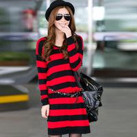 Новая осень - лето зима низким воротником меняться рубашка длинный рукав рубашки чистой пряжи футболку Корейский большого размера Блузки из кружева