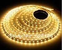 NEW YEAR free shipping 25M 60led/M DC 12V flexibled led strip light 5050 LED Flexible Strip Christmas gift decorative tape light