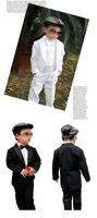 children's clothing male child tuxedo five pieces  flower girl child birthday party evening dress(3-4 years)