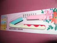 Eyebrow knife scraping eyebrow knife scraper shaving knife blade cosmetic tools
