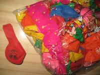 Balloon balloon inflatable decoration supplies general print balloon toy