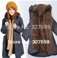Loose plus size Down Parkas winter women clothing cotton coats 6xl size women clothes outerwear plus size xxxxxxl COAT-131070