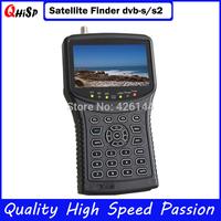 2015 New Arrival New Digital Hdmi Satellite Finder Sat Dish for Tv Lnb Hd Best Receiver Digisat Pro Meter Kpt 955g free Shipping