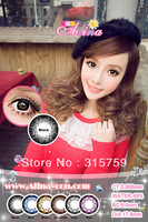 25pairs/lot  DHL Shipping 2013 Dream 3D Shinning Beauty Romantic Europe Meiguo Color Eyes Alina  LUOLI Lense