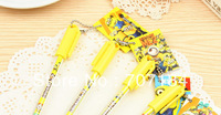 Free shipping Despicable me /Precious Milk Dad 2   pendant angel love ballpoint pen  minions pens  new arrival