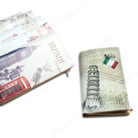 1Pc New Exotic Fashion Women Long Wallet Covered Button Card Package Free Shipping