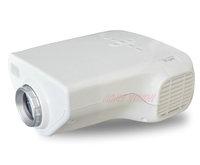 2013 New mini LED pocket portable intelligent projector HDMI,TV,VGA,AV, SD card Free shipping