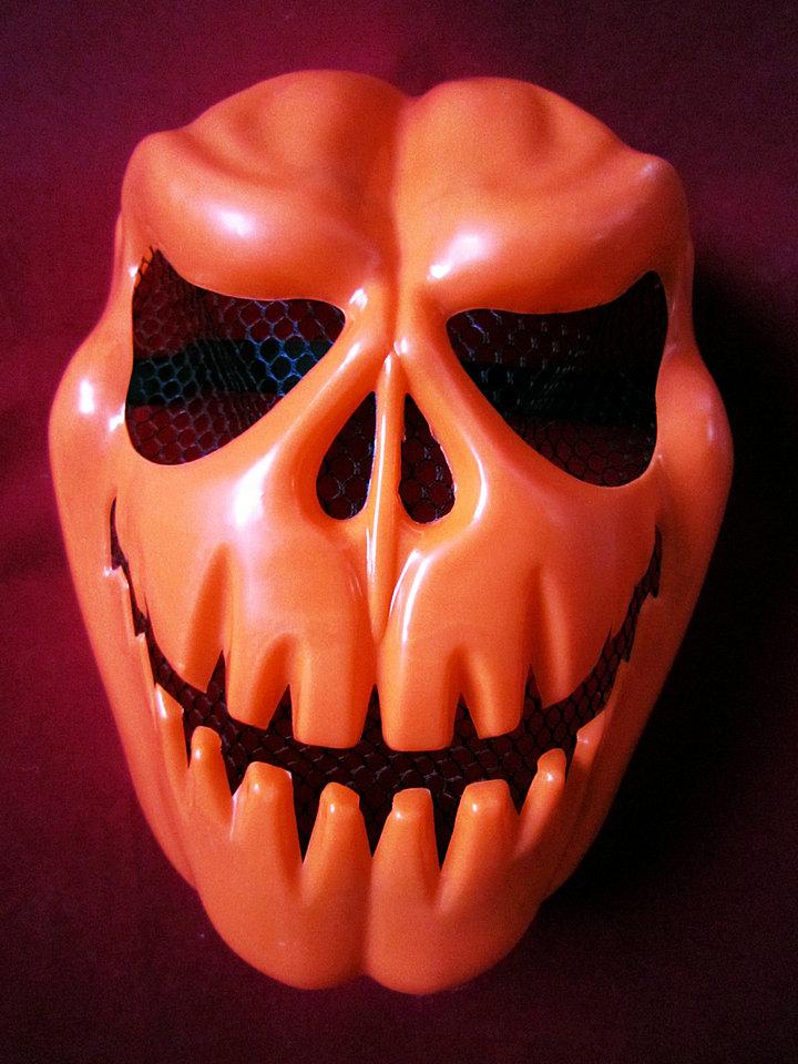 Pumpkin Head Anime Mask Pumpkin Head Mask
