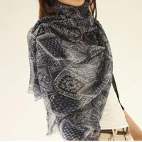2013 new scarf scarves wholesale Korean Vintage Scarf Shawl Wholesale