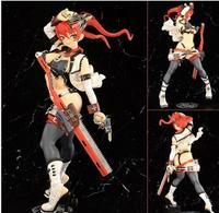 Keumaya Hyper Nurse Commander Erika-chan Red ver. 25cm 1/6 PVC Figure Doll toy great Christmas gift Free shipping