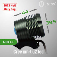 INTON 2103 professional design ultra bright 1000 lumens !!! lights for bike mtb