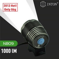 UPS Free shipping !!! INTON 2103 professional bicycle front light CE,RoHS approved