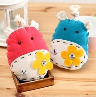 Free Shipping By EMS Cute Donkey Pull Key Bag Key Holder Key Wallet Pouch/Christmas Gift/Promotional gift/Novelty item 40Pcs/Lot(China (Mainland))