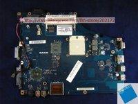 MOTHERBOARD FOR TOSHIBA Satellite L450D  K000085480 NBWAE LA-5831P AMD CHIPSET 100% TSTED GOOD