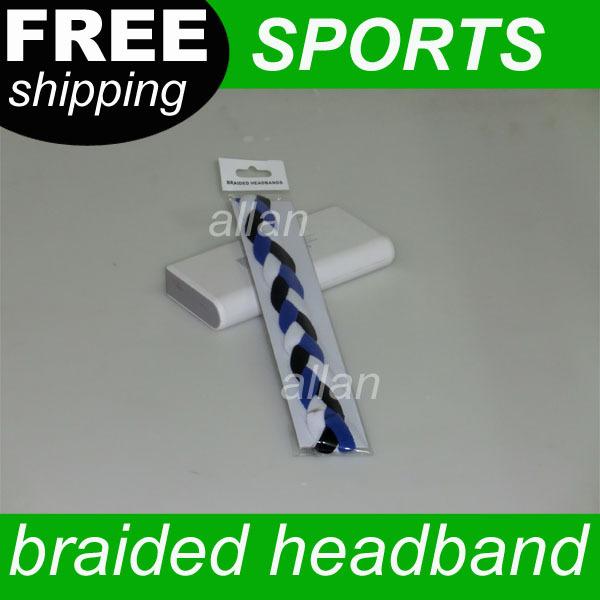 Fashion new design protective sweat colorful elastic hair band headband for men(China (Mainland))