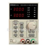 KA3003D 30V/3A High precision 10mV/1mA Programme Digital DC Power Supply for Lab R&D Production Phone repair