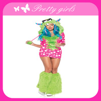 Free Shipping Top Popular Sexy Animal Play Costumes M4791