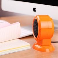 2 plug mini heater -wj-800