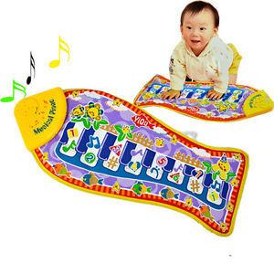 Детский игровой коврик Music