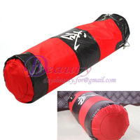 Best Price!! New 90cm Fitness Training Unfilled MMA Kick Fight Boxing Punching Bag Sand Punch Bag Sandbag (Empty) Free Shipping
