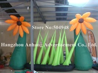 Giant Inflatable Flower For Outdoor Decorations
