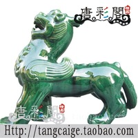 Furniture porcelain commercial brave technology gift lucky evil spirits