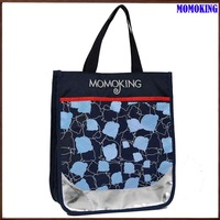 High quality velcro closure tote bag, handbags for children  MKSB-01M
