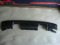 Carbon Fiber Rear diffuser  Design for 2001-2006 BMW E46 M3 Coupe  HM style rear lip