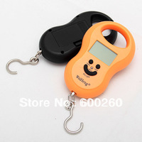 10G-50KG Digital Luggage Fishing Weight Scale Gourd Shape free shipping