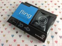 Free shipping(3pcs) Fling Game Controller Analog Joystick for iPad4 iPad mini