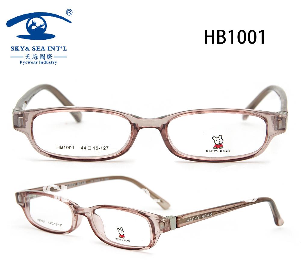 Unbreakable Plastic Eyeglass Frames : Free Shipping Cute Myopia TR90 Memory Flexible Unbreakable ...