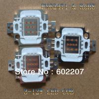 Free Shipping,16pcs/lot shenzhen technology light-emitting diode,5W LED 620nm 630nm red Power Beads