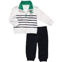 Carters Brand original,new 2013,autumn spring clothing,newborn,baby boy clothes,baby wear,sport suit,tracksuit
