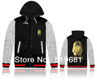 2013 free shipping fashion men sport suit coats & jackets,diamond,last king,jordan brand outdoor winter jacket S-XXXL