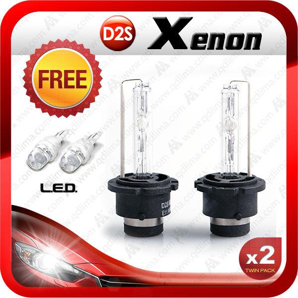 X2pcs D2S 6000K for Mazda 3,6,5,CX-9,RX8,CX-7,MX-5+free shipping(China (Mainland))