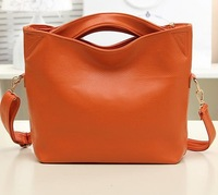 A8088 2013 women's big fashion handbag ladies one shoulder cross-body piece bag