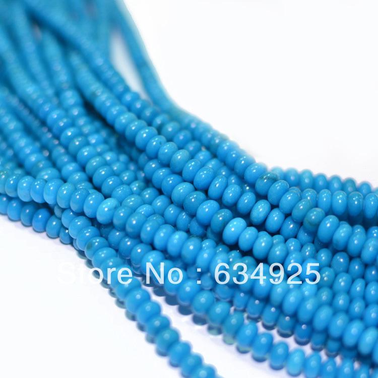550 pçs/lote azul turquesa Abacus Beads Handmade jóia Diy acessórios fabricantes de vendas diretas #106(China (Mainland))