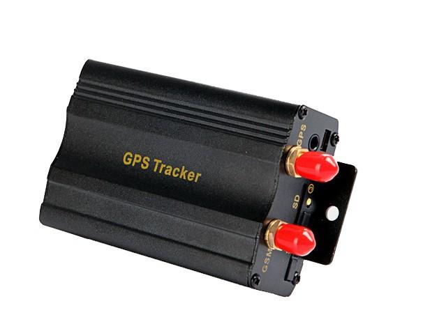 TK103 Vehicle/Car GPS tracker Car Alarm GPS 103 Quadband cut off fuel Portuguese language PC&web-based GPS tracking system(China (Mainland))