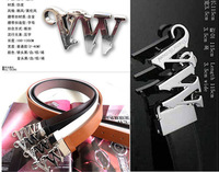 Wholesale men's casual style The trend of fashion 2011 Men big letter strap d15 p8  free shipping