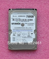 Original  750G 2.5 small SATAserial port Notebook hard drive MM804QS CN-M750MBB