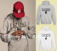 New Arrive Men's Brands Fashion Streetwear Hip Hop Hoodies Lastkings Hooded Sweatshirts cheap S-XXXL,Top quality