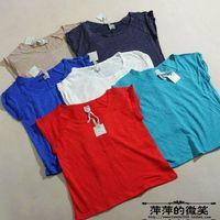 2013 brief fashion full linen breathable loose epaulette pocket t-shirt