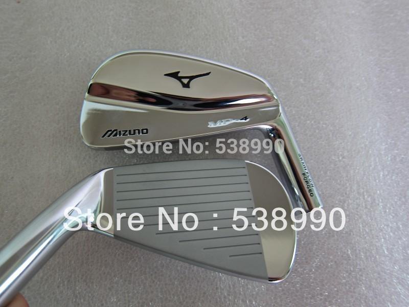 Mp 4, mp4 ferri di golf con dinamica oro acciaio r300 albero 3- 9#, PW 8 mazze da golf ferri da stiro