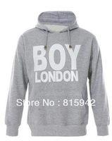 New Arrive Men's Brands BOY Fashion Streetwear Hip Hop Hoodies Hooded Sweatshirts Cotton autumn/winter S-XXXL cheap