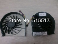 Free shipping new Laptop CPU cooling fan For HP G4-2000 G6-2000 G7-2000 Q72C cooler