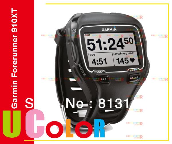 Garmin Forerunner 910XT GPS Sports Swim / Bike / Run Stat / Heart Rate Watch(Hong Kong)