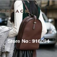 Genuine leather bag leather bag women's  vintage envelope bag brief shaping school bag free shipping