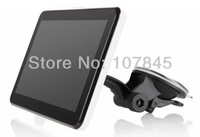 "quality 7 inch GPS Navigation Android 4.0 + WIFI + 8GB + Allwinner A13 1.2GHZ + RAM 512MB 7"" Car GPS Navigator android shipping"