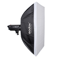 Godox 80cm*120cm Speedlite Studio Strobe Flash Photo Reflective Softbox Diffuser + Free Shipping
