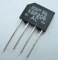 Bridge rectifier 600v 2a rectifier bridge